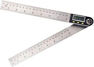 Size : 150mm Multifunzionale scala lineare digitale con display remoto display digitale Lettura lineare scala esterna lineare Righello Grande e Chiaro Pi/ù Preciso