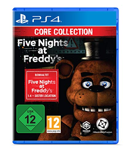 Five Nights at Freddy's Core Collection - [PlayStation 4]
