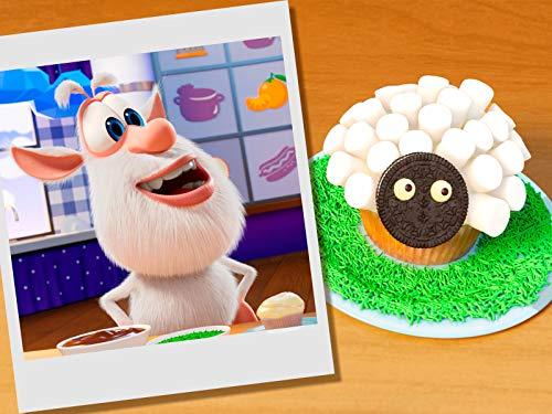 Tiere aus Marshmallows