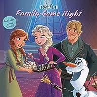 Family Game Night (Disney Frozen 2) (Pictureback(R))