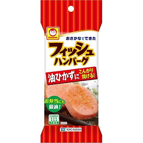 東洋水産『マルちゃんフィッシュハンバーグ』