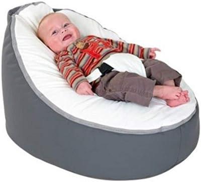 怠惰なソファお手玉、取り外し可能な赤ちゃん漫画ビーンバッグベビーシート母乳育児ベッド赤ちゃん送りリクライニングベッドベッドカバー怠惰な因果ソファ (C,65x56x40cm)