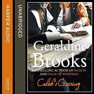 Caleb's Crossing                   By:                                                                                                                                 Geraldine Brooks                               Narrated by:                                                                                                                                 Jennifer Ehle                      Length: 12 hrs and 5 mins     20 ratings     Overall 4.3