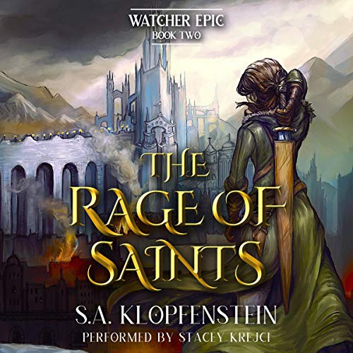 The Rage of Saints cover art