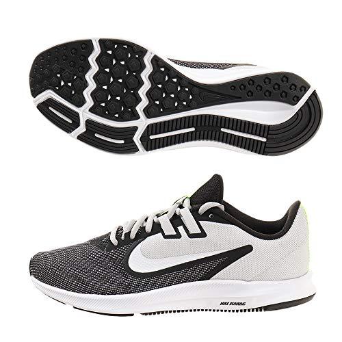 Nike Men's Downshifter 9/ Black/White Running Shoes-9 UK (44 EU) (10 US) (AQ7481-007)