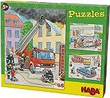 HABA 304218 Puzzle 48 pc(s) - Rompecabezas (Boy/Girl, 5 yr(s), Cardboard, 48 pc(s))