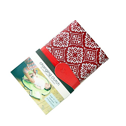 Crewell - Cambiador de pañales Plegable para bebé, portát