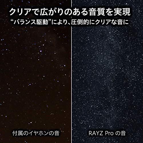 パイオニアRAYZProノイズキャンセリングイヤホンホワイトSE-LTC7RB-W