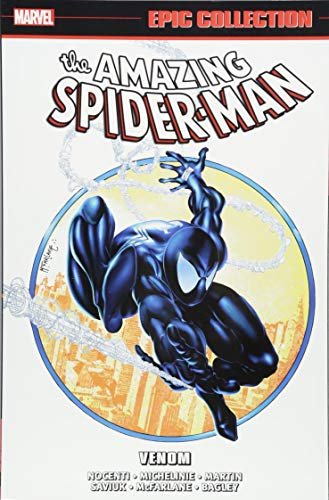 Amazing Spider-Man Epic Collection 18: Venom