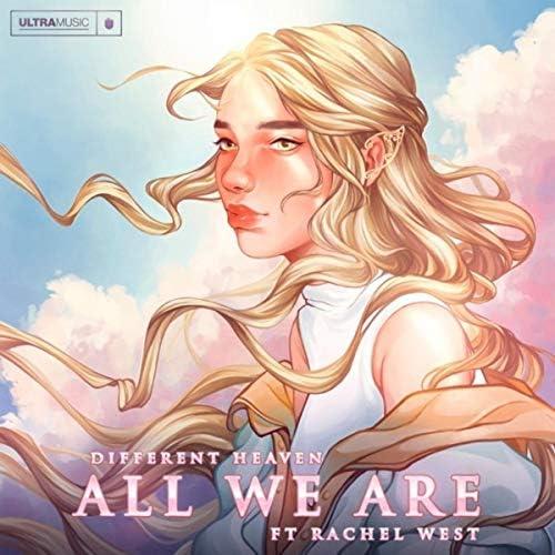 Different Heaven feat. Rachel West