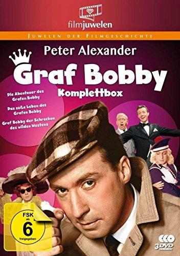 Graf Bobby Komplettbox - Die komplette Filmtrilogie [3 DVDs]