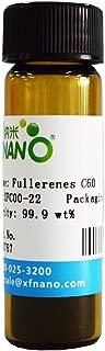 99.9% Fullerene C60 Powder Carbon 60 1gram in Glass Vial-Same Day Priority Shipping