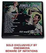 The Jungle Jim Collection 16 Adventures on 4 DVDs