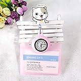 Cxypeng Broche de Reloj de Bolsillo,Linda Mesa de Enfermera