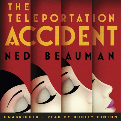 The Teleportation Accident Titelbild