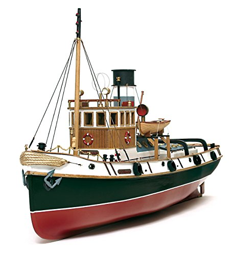 Occre 61001 - Barco remolcador ulises