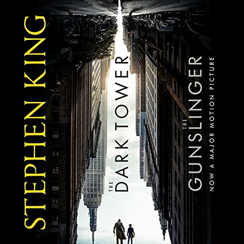 The Dark Tower I: The Gunslinger audiobook cover art