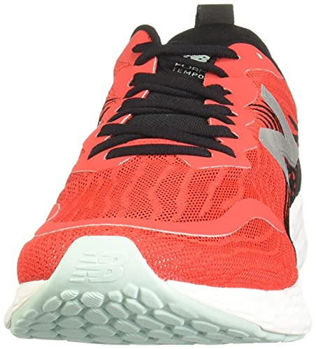 New Balance Fresh Foam Tempo, Zapatillas para Correr Hombre, Velocity Red, 42 EU