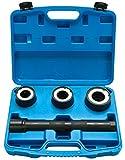 FreeTec Outil de Montage/démontage Extracteur de Rotules de biellette axiale 30-45 mm