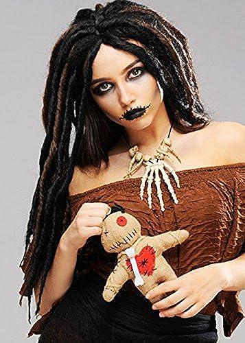 increíbles descuentos Magic Box mujer Halloween Deluxe Voodoo Dreadlock Dreadlock Dreadlock Peluca  Envio gratis en todas las ordenes