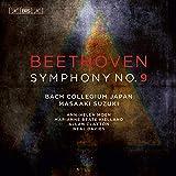ベートーヴェン : 交響曲 第9番 「合唱付き」 (Beethoven : Symphony No.9 / Bach Collegium Japan | Masaaki Suzuki | Ann-Helen Moen | Marianne Beate Kielland | Allan Clayton | Neal Davis) [SACD Hybrid] [Import] [日本語帯・解説・対訳付]