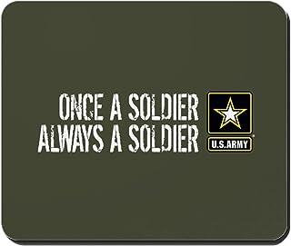 b98ec131e8b7 CafePress - U.S. Army  Once A Soldier (Military Gree - Non-Slip Rubber