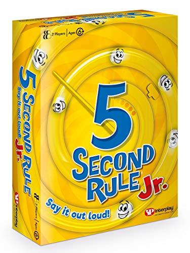 Juego de Cartas 5 Second Rule GF002, Multicolor