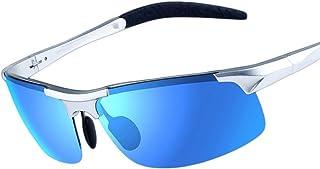 Arctic Star Blue polarized sunglasses mercury reflective sunglasses