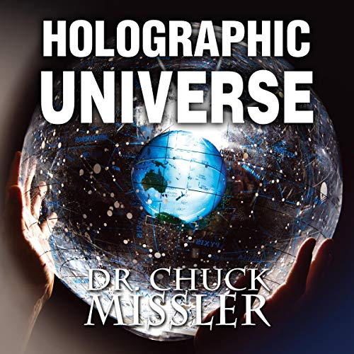 The Holographic Universe audiobook cover art