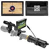 RHYTHMARTS [Upgrade] Digital Night Vision Monoculars for Riflescope!