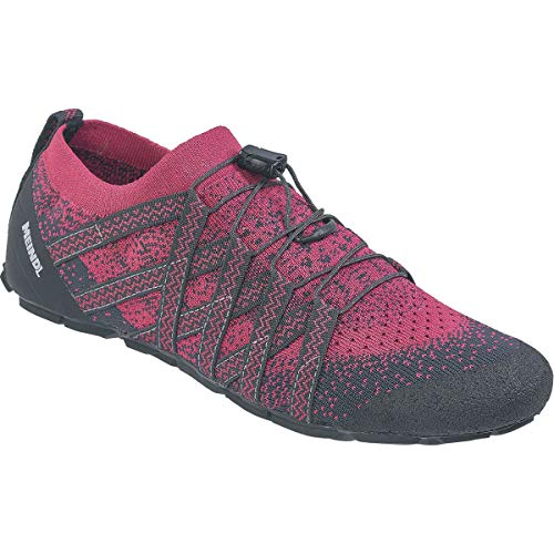 Meindl Damen Pure Freedom Schuhe, Viola-anthrazit, UK 8