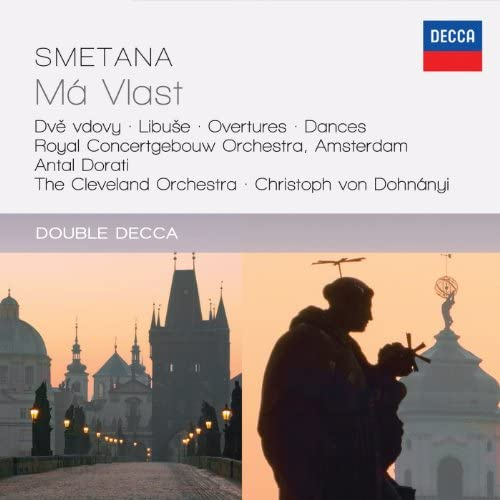 Royal Concertgebouw Orchestra, Antal Doráti, The Cleveland Orchestra & Christoph von Dohnányi