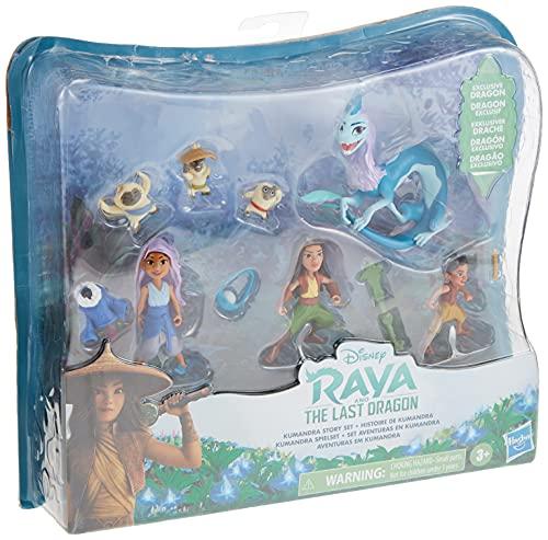 Disney's Raya and The Last Dragon Kumandra Story Set Only $13.49 (Retail $24.99)