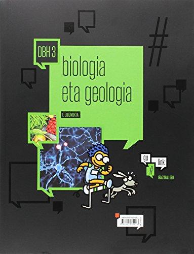 Biologia eta geologia Dbh 3 (gulink) - 9788491060093