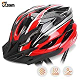 JBM Adult Cycling Bike Helmet Specialized for Men Women Safety Protection CE Certified Adjustable Lightweight...