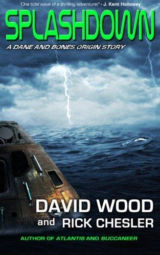 Splashdown: A Dane and Bones Origins Story: Volume 3 [Lingua Inglese]