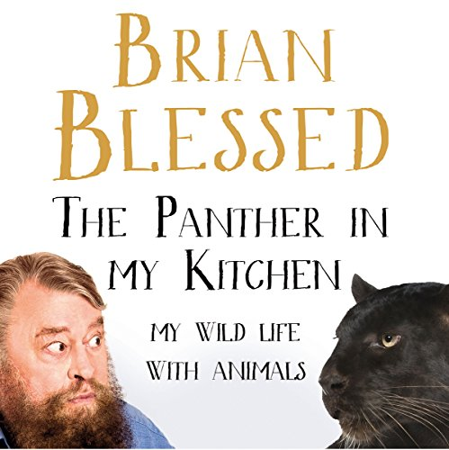 The Panther in My Kitchen cover art