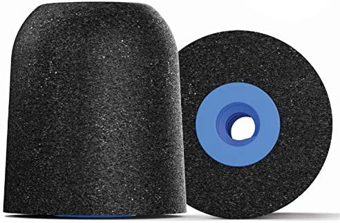 Comply Professional Series Memory Foam Tips for All Shure Earbuds Large 3 Pairs Black product image