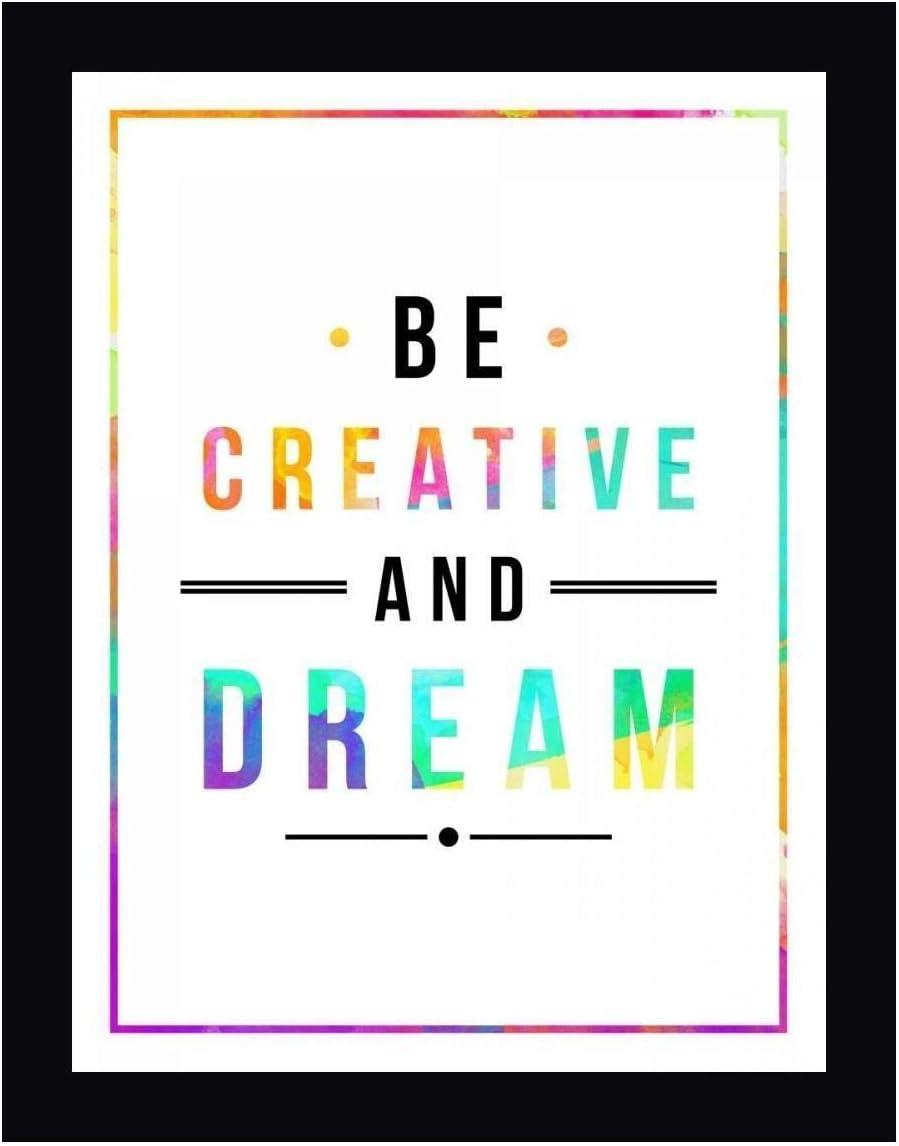 Be Creative Rainbow Kansas City Choice Mall by Jace Grey - Black x Framed 20
