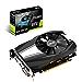 ASUS GeForce RTX 2060 6GB Phoenix Fan Edition VR Ready HDMI DP DVI Graphics Card (Ph-RTX2060-6G) (Renewed)