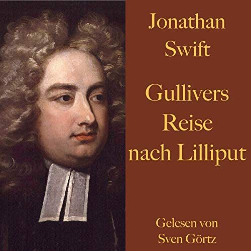 Gullivers Reise nach Lilliput Titelbild