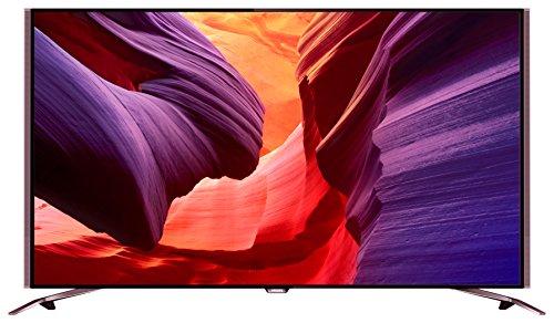 Philips 55PUS8601/12 139,7 cm (55 Zoll) Ultraflacher Android 4K UHD-Fernseher (4-seitigem Ambilight und Perfect Pixel Ultra HD)