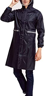 Impermeable Raincoat Women/Men Couple Waterproof Trench Coat Rain Coat Rainwear Rain Gear with Rain Board