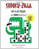 By Eisenhauer, William Ike Sudoku-zilla: 100x100 Sudoku puzzle Paperback - March 2010