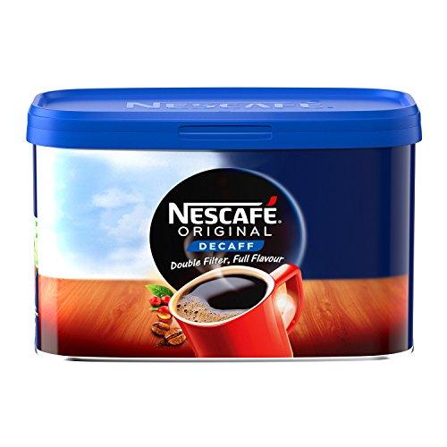NESCAF? Original Instant Decaffeinated Coffee, 500g
