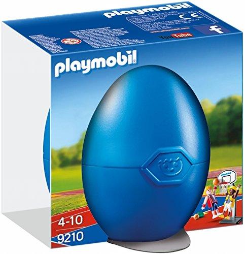 PLAYMOBIL Huevos- Jugadores Baloncesto (9210)