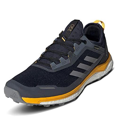 adidas Herren Terrex Agravic Flow GTX Fitnessschuhe, Mehrfarbig Tinley Gritre Oroact 000, 48 EU
