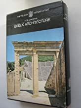 Greek architecture (The Pelican history of art)