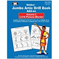 Webber Jumbo Artic Drill Book Add-On Volume 2: 3,519 Picture Words