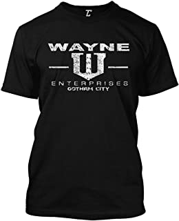 Wayne Enterprises - Superhero Comic Men's T-Shirt